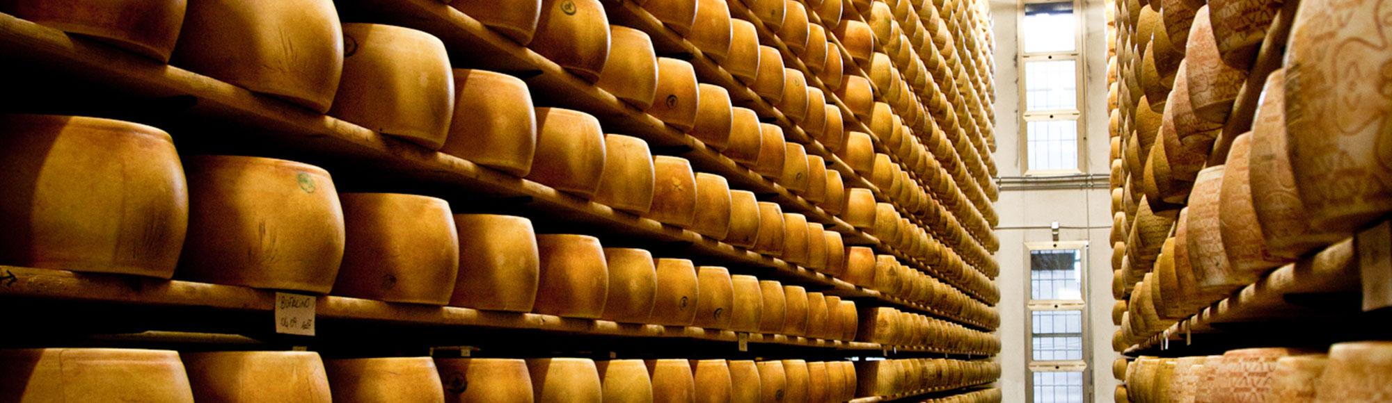 Parmigiano Reggiano Mezzano