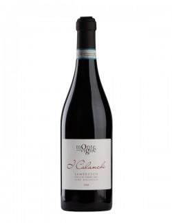 Lambrusco DOC I Calanchi  Monte Delle Vigne 0,75 l