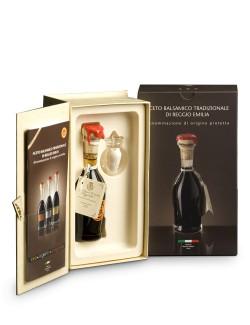 Aceto Balsamico Tradizionale di Reggio Emilia DOP Bollino Oro 100 ml