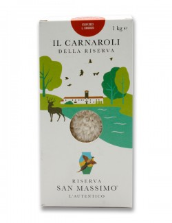 Riso Carnaroli Riserva San Massimo 1 kg