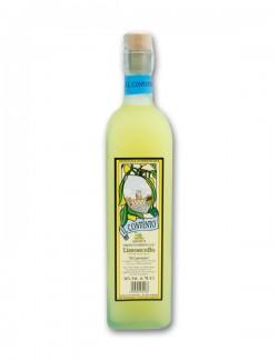 """"""" LIMONCELLO""""  Liquore di Limone di Sorrento IGP Il Convento - 70 cl"""