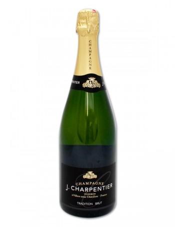 Champagne Tradition Brut J. Charpentier 0.75 l