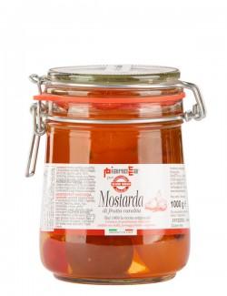 Mostarda di frutta candita mista in vaso ermetico 1 kg
