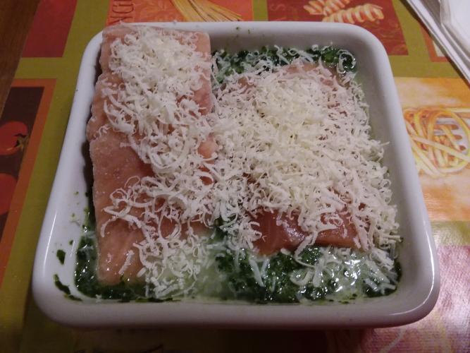 In francia si chiama salmone alla fiorentina