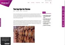 Ten top tips for Parma