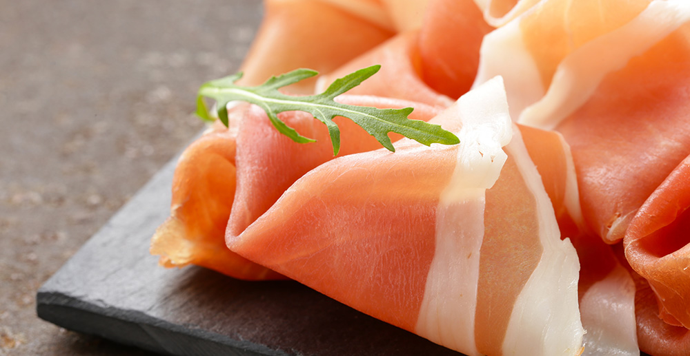 Valori nutrizionali Prosciutto di Parma