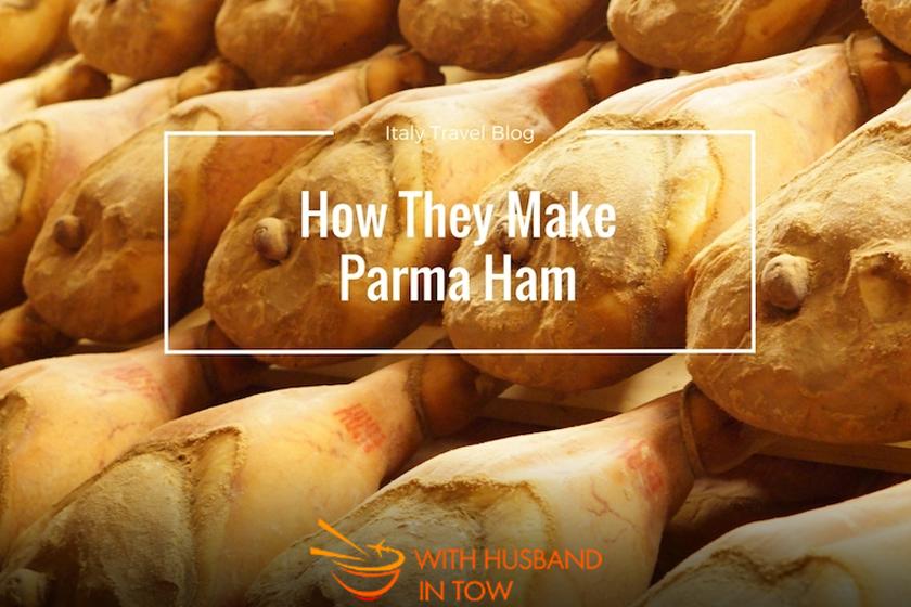 Come si fa il Prosciutto di Parma in Emilia Romagna