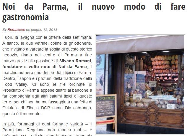 Prosciutteria Via Farini
